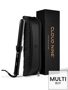cloud-nine-the-curling-wand-amp-free-cloud-nine-beach-bag-and-paddle-brush