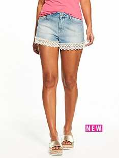 v-by-very-high-waisted-crochet-hem-short