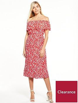 vila-atta-off-the-shoulder-dress