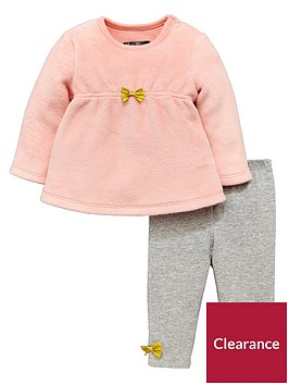 mini-v-by-very-baby-girls-fleecy-tunic-amp-legging-set
