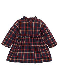 mamas-papas-baby-girls-tartan-dress