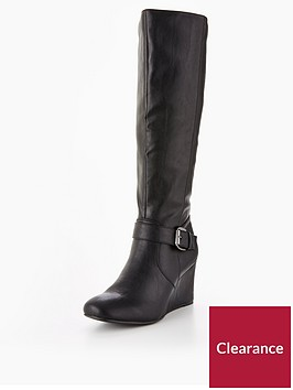 v-by-very-dalwood-wedge-knee-boot-black