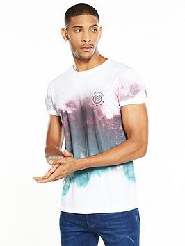 river-island-smudge-print-tshirt