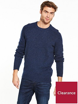 selected-homme-crew-neck-wool-jumper