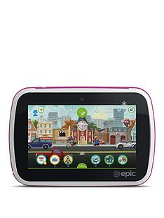 leapfrog-epic-academy-kids-tablet-pink