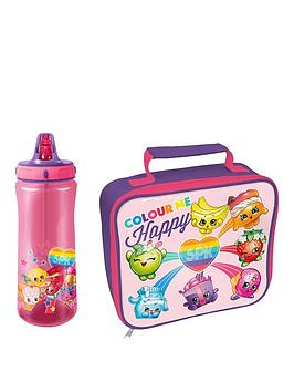 Shopkins Lunch Bag &Amp; Bottle Set Review thumbnail