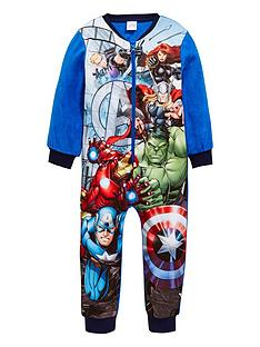 marvel-avengers-team-boys-fleece-sleepsuit