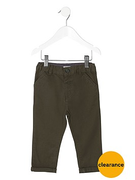 river-island-mini-boys-khaki-green-chino-trousers