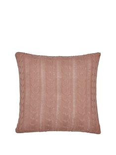 cascade-home-chunky-knit-cushion