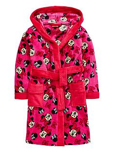 minnie-mouse-girls-fleece-robe