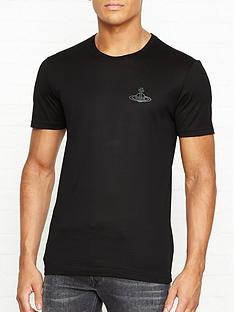 vivienne-westwood-classic-orb-logo-t-shirt-black