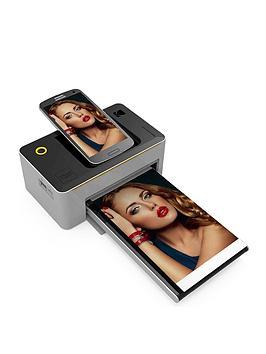 Photo of Kodak photo printer dock for android and ios with wifi with 80 pack - photo printer dock with cartridge 80 pack