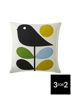 orla-kiely-early-bird-square-cushion-duck-egg