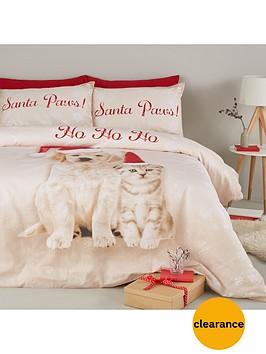 catherine-lansfield-cl-santa-paws-duvet-covet-set-db