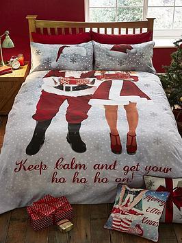 catherine-lansfield-selfie-santa-christmas-duvet-cover-set