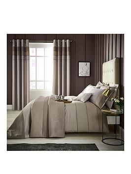 catherine-lansfield-ombre-ribbed-bands-duvet-cover-set