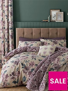 catherine-lansfield-painted-floral-duvet-cover-set