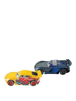 disney-cars-flip-to-the-finish-rust-eze-cruz-ramirez-amp-jackson-storm-vehicles