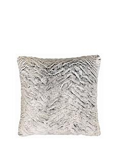 catherine-lansfield-faux-fur-wolf-cushion