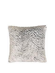 catherine-lansfield-wolf-cushion