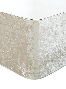 everyday-collection-15-inch-crushed-velvet-base-wrap