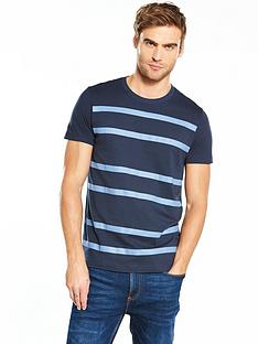 v-by-very-short-sleeve-chest-stripe-tee