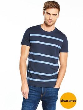 v-by-very-short-sleeve-chest-stripe-tee