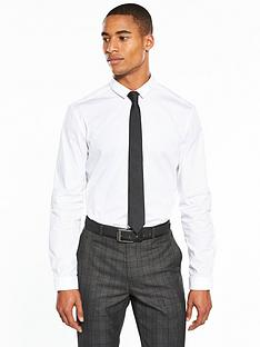 v-by-very-long-sleeve-double-cuff-stretch-shirt