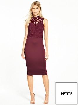 ax-paris-petite-lace-top-bodycon-dress