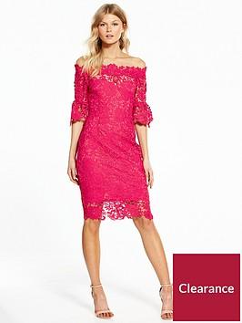 paper-dolls-petite-crochet-bardot-dress