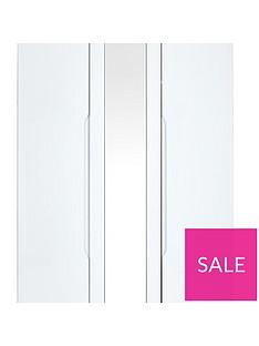 monaco-high-gloss-3-door-mirrored-wardrobe