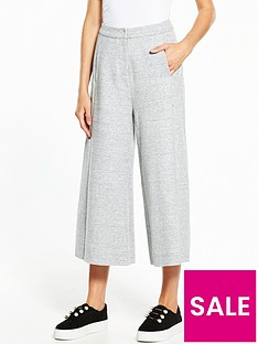 native-youth-panelled-raw-edge-culottes