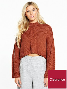 native-youth-native-youth-premium-hand-knitted-crop-w-cable