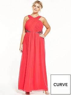 little-mistress-curve-halter-maxi-dress-red