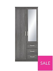 sports shoes 5e000 b8efb Wardrobes   1 to 5 Door Wardrobes   Very.co.uk