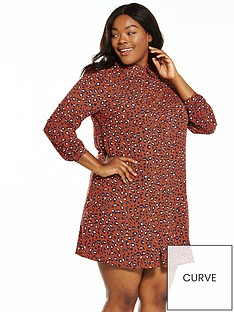 fashion-union-curve-printed-shirt-dress