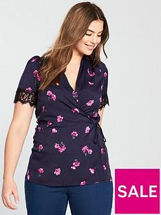 fashion-union-curve-fashion-union-curve-wrap-blouse-with-lace-sleeve