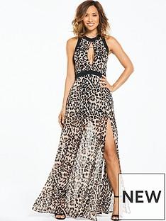 myleene-klass-leopard-print-maxi-dress