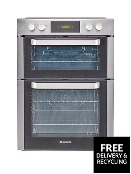 hoover-ho9d337in-60cm-built-in-electric-double-oven-stainless-steel