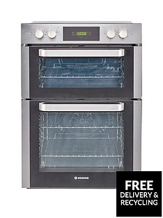 hoover-ho9d337in-60cm-built-in-electric-double-oven-with-optional-installation-stainless-steel
