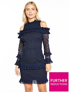 v-by-very-star-lace-dress