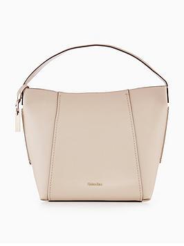 calvin-klein-leather-chrissy-hobo-bag