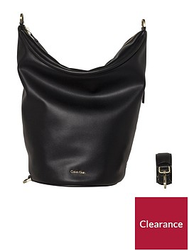 calvin-klein-suave-bucket-bag-black