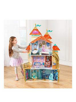 disney-princess-ariel-land-to-sea-castle-dollhouse
