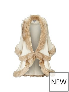 coast-kate-faux-fur-cape