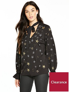 v-by-very-star-embellished-blouse