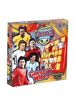 Image of Guess Who World Football Stars