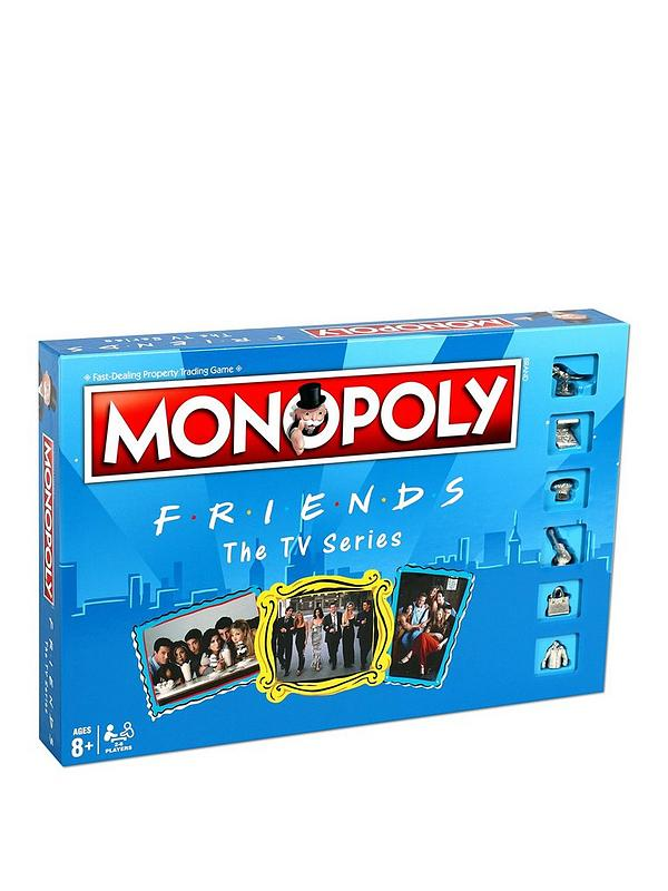 Monopoly Friends Board Game