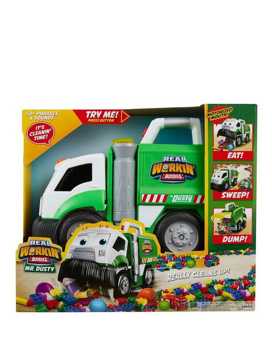Well-liked Dusty The Garbage Truck | very.co.uk MT74