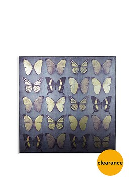 arthouse-black-amp-gold-butterflies-canvas
